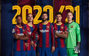 Uefa Champions League: Barcelona's Squad To Face PSG Confirmed – See Lists